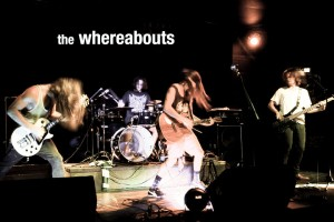 The Whereabouts Live at Malone's