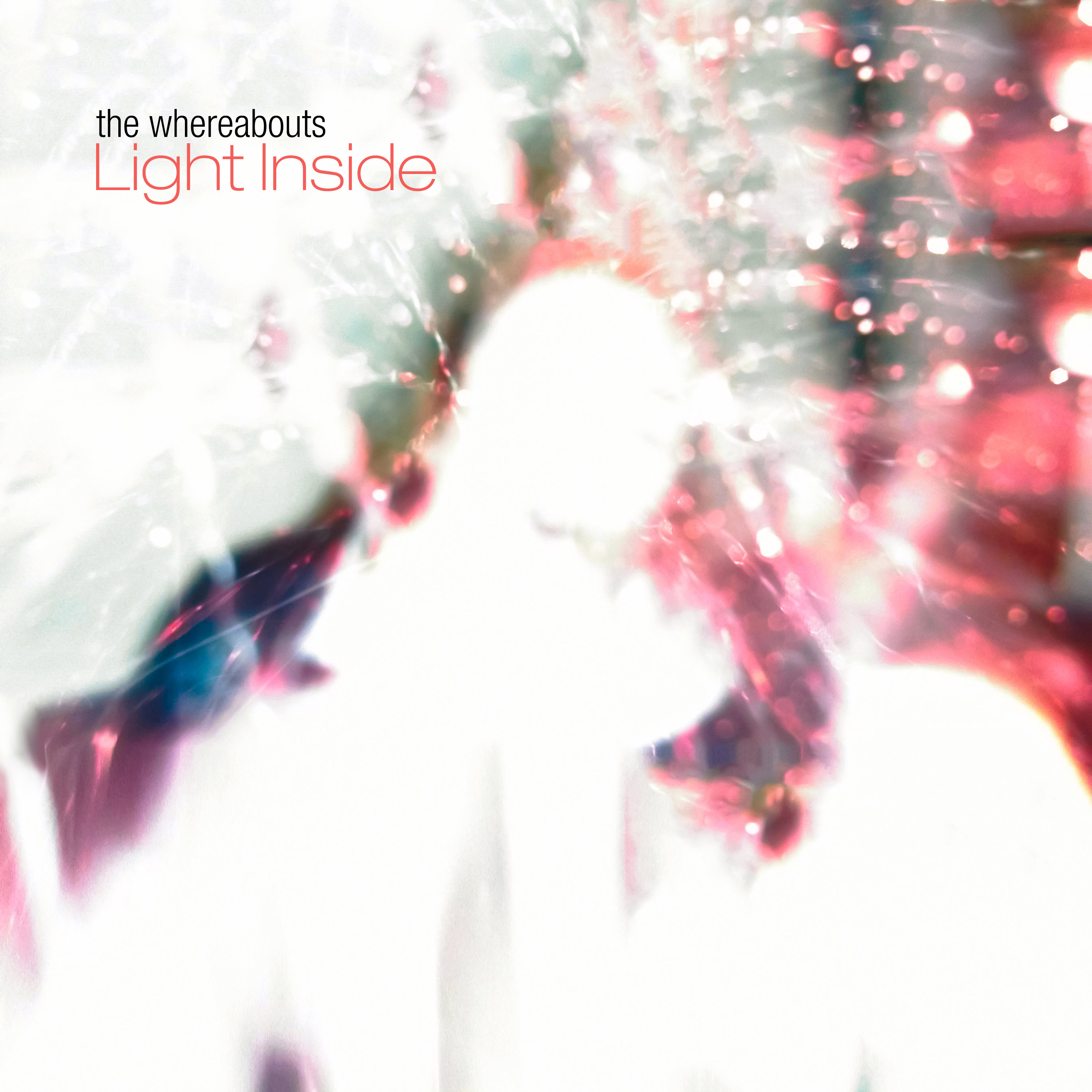 Light Inside by The Whereabouts Album Art